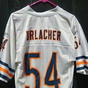 Chicago Bears Brian Urlacher 54 Reebok Jersey